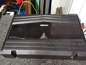 Kenwood KAC-2404S 500W 4 Channel Car Amplifier Power Amp Audio Stereo KAC2404S for Sale in Hialeah, FL