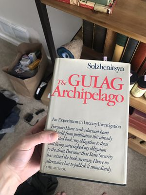 Gulag archipelago first edition for Sale in Shoreline, WA