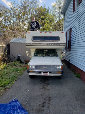 1985 Toyota Dolphin for Sale in Brookline, MA