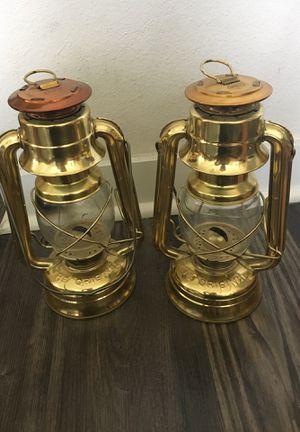 Oil lanterns for Sale in Austin, TX