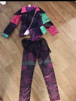 Descendants girl Halloween costume size 9/10 for Sale in San Diego, CA