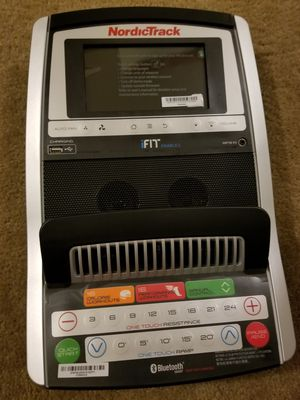BRAND NEW - NordicTrack Elliptical Android Center Console - iFit Compatible for Sale in Baltimore, MD
