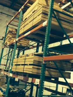 Industrial/forklift Shelving for Sale in Monroe,  WA
