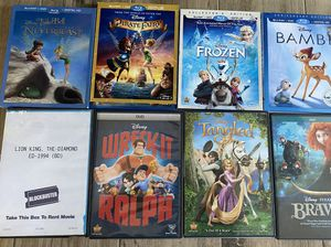 Disney Movies Lot for Sale in Woodbridge, VA
