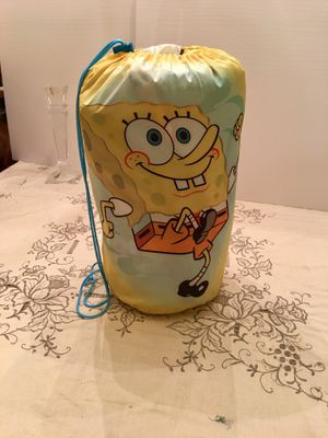 Open box never used Spongebob Sleeping Bag for Sale in Smyrna, TN