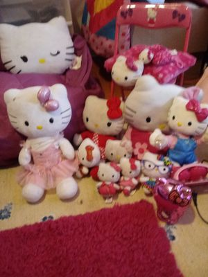 Hello Kitty Dolls and Accessories! for Sale in GOODLETTSVLLE, TN