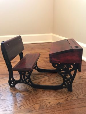 American Girl Doll Wood and Metal Desk (Retired) for Sale in Cary, NC