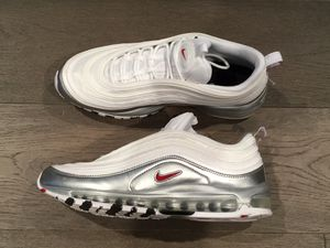 Nike Air Max 97' QS (silver pack) - size 11.5 for Sale in Bradenton, FL