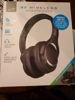 Ilive rf wireless headphones for Sale in Las Vegas, NV
