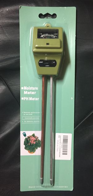 Soil Tester for Plants - Brand New for Sale in FL, US