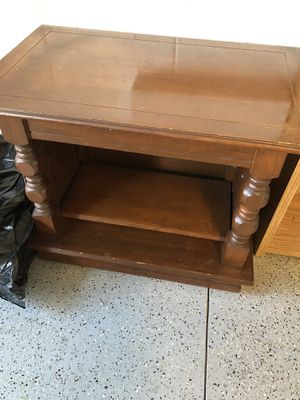 Side table or end table for Sale in Kissimmee, FL