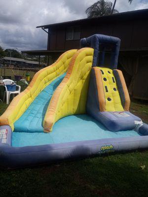 Splash n Side water slide for Sale in HI, US
