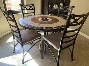 Breakfast table set for Sale in Goodyear, AZ
