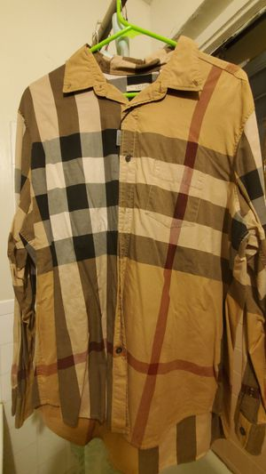 Burberry long sleeve for Sale in San Francisco, CA