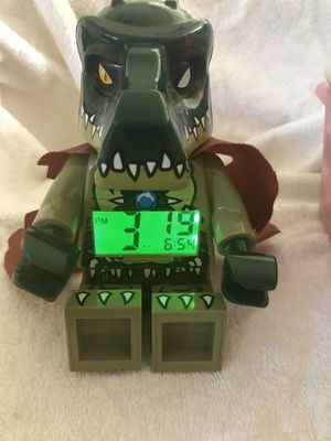 LEGO - ALARM CLOCK for Sale in Hollywood, FL