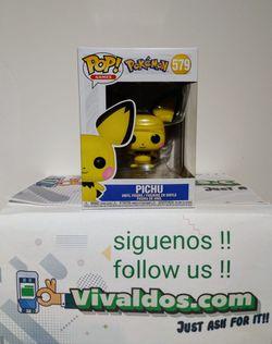 PICHU POKÉMON FUNKO POP! GAMES #579 VINYL FIGURE for Sale in Carson,  CA