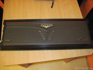 Kicker zx 2500.1 for Sale in Massanutten, VA