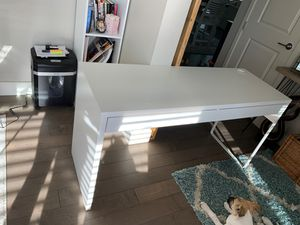 White IKEA Desk for Sale in Aurora, CO