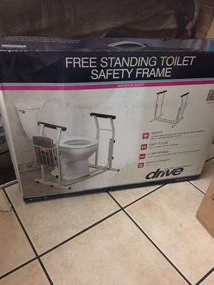 Toilet safety frame for Sale in Pomona, CA