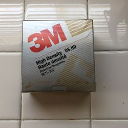 Vintage 3M high density DS,HD diskettes factory sealed for Sale in Fresno,  CA