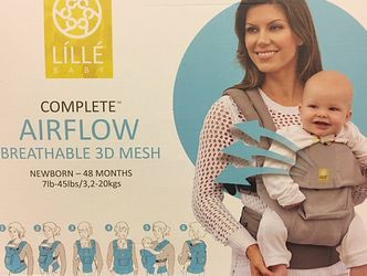 Lille Baby Complete Airflow Breathable 3D Mesh for Sale in Washington,  DC