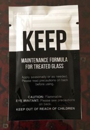 Crystal fusion Maintenance Kit 10 Complimentary wipes enclosed for Sale in San Diego, CA
