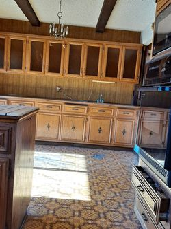Kitchen Cabinets With Or Without Appliances for Sale in Walnut Creek,  CA