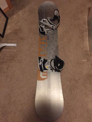 "LTD LTDsnow snowboard & bindings 155cm or 61"" (great condition) for Sale in Portland, OR"