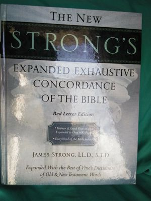 The Strong's Concordance for Sale in Detroit, MI
