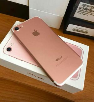 IPhone 7 ,,Excellent Condition, FACTORY UNLOCKED. for Sale in Springfield, VA
