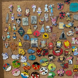 Disney pins! for Sale in San Diego, CA