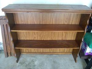 Bookcase desk hutch for Sale in Miami, FL