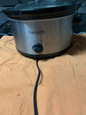 Crock Pot for Sale in Tustin, CA