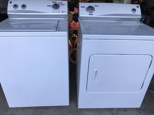 Kenmore washer and gas dryer for sale for Sale in Downers Grove, IL