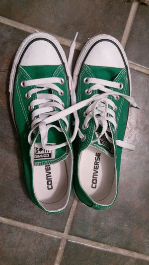 Grass Green Converse All-Stars for Sale in Denver, CO