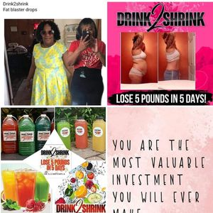 Drink2Shrink for Sale in Lithonia, GA
