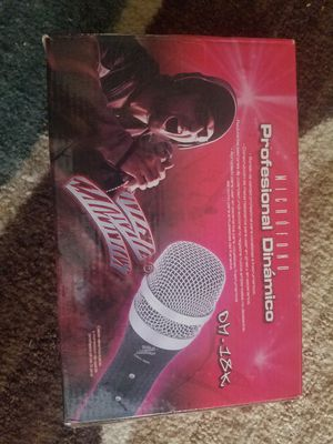 Professional microphone for Sale in Grove, OK