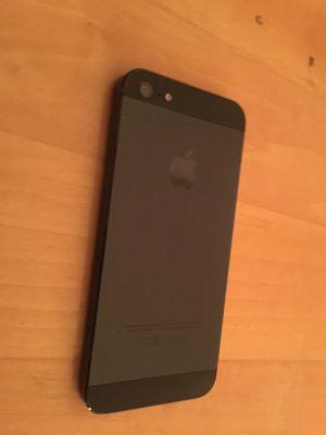 iPhone 5 16gb Verizon for Sale in Evesham Township, NJ
