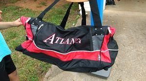 Atlanta duffle bag for Sale in McDonough, GA