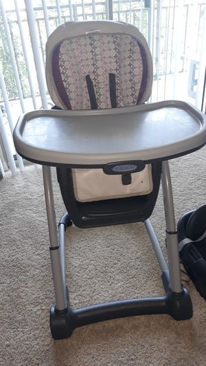 Graco high chair for Sale in Tysons, VA