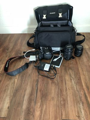 Canon camera for Sale in Las Vegas, NV