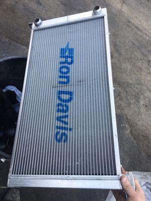Ron Davis Radiator 32 x 16 x 4 from LS motor for Sale in Fullerton, CA