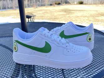Embroidered Avocado Air Force 1 for Sale in Washington,  DC