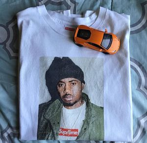 Supreme Nas Tee for Sale in North Las Vegas, NV