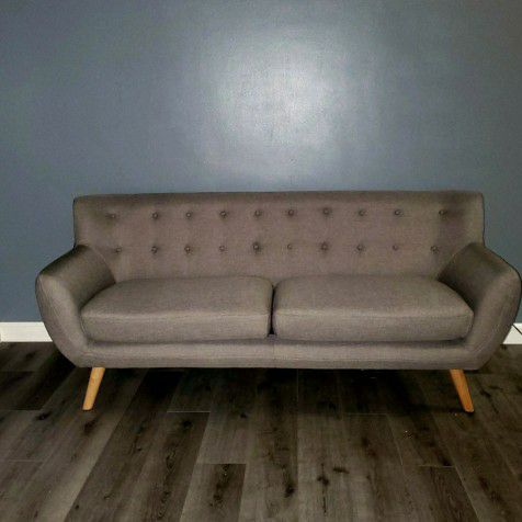 New Grey Couch 6ft