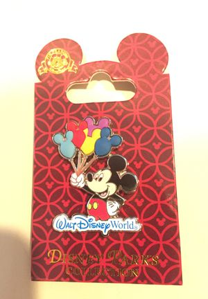 WDW Mickey Mouse Pin for Sale in East Haven, CT