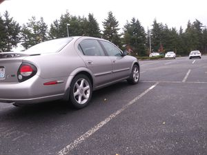 $$$$2000 Nissan maxima se deals$$$$$ for Sale in Everett, WA