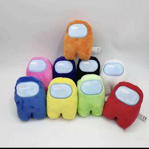 1PC Soft Plush Among Us Plush Among Us Game Plush Toy With Music Kawaii Stuffed Doll Christmas Gift Cute Small Among Us Plushie for Sale in Mount Airy, NC