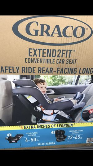 Graco Extend2Fit car seat for Sale in Vancouver, WA