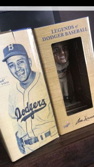 """Don Newcombe """"Ring of Honor"""" Bobblehead 2019 for Sale in Whittier, CA"""